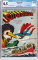 Superman #20 (DC, 1943) CGC VG+ 4.5 White pages