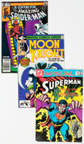 Modern Age (1980-Present):Miscellaneous, Modern Age 1980s-90s Comics Long Box Group (Various Publishers, 1980s-90s) Condition: Average VG....