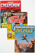 Magazines:Miscellaneous, Miscellaneous Magazines Group of 26 (Various Publishers, 1960-86) Condition: Average VG/FN.... (Total: 26 Comic Books)