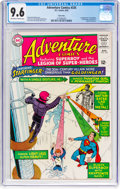Silver Age (1956-1969):Superhero, Adventure Comics #335 Twin Cities Pedigree (DC, 1965) CGC NM+ 9.6Off-white to white pages....