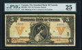 Canadian Currency, Toronto, ON- Standard Bank of Canada $5 2.1.1914 Ch. # 695-18-04PMG Very Fine 25.. ...