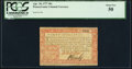 Colonial Notes:Pennsylvania, Pennsylvania April 10, 1777 40s PCGS About New 50.. ...