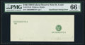 Error Notes:Missing Face Printing (<100%), Fr. 2175-H $100 1996 Federal Reserve Note. PMG Gem Uncirculated 66EPQ.. ...