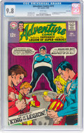 Silver Age (1956-1969):Superhero, Adventure Comics #375 Twin Cities pedigree (DC, 1968) CGC NM/MT 9.8White pages....