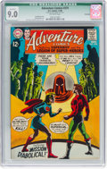 Silver Age (1956-1969):Superhero, Adventure Comics #374 Savannah Pedigree (DC, 1968) CGC QualifiedVF/NM 9.0 Off-white pages....
