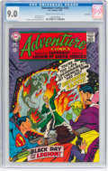 Silver Age (1956-1969):Superhero, Adventure Comics #363 Savannah pedigree (DC, 1967) CGC VF/NM 9.0Cream to off-white pages....