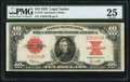 Large Size:Legal Tender Notes, Fr. 123 $10 1923 Legal Tender PMG Very Fine 25.. ...