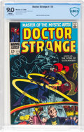 Silver Age (1956-1969):Superhero, Doctor Strange #175 (Marvel, 1968) CBCS VF/NM 9.0 White pages....