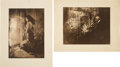 Photography:Signed, Two James Van Der Zee Photographs (American, 1886-1983).... (Total: 2 Items)