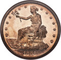 Proof Trade Dollars, 1885 T$1 PR66 NGC....