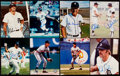 Autographs:Baseballs, Detroit Tigers Signed Photograph Lot of 25.... (Total: 25 items)