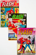Silver Age (1956-1969):Superhero, The Flash Group of 14 (DC, 1962-71) Condition: Average VG+....(Total: 14 Items)