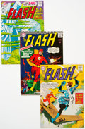 Silver Age (1956-1969):Superhero, The Flash Group of 8 (DC, 1964-71) Condition: Average FN....(Total: 8 Items)