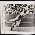 Baseball Collectibles:Publications, Baseball Legends Multi-Signed Book with Willie Mays (11 Signatures)....