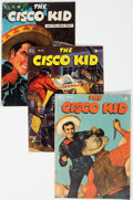 Golden Age (1938-1955):Western, The Cisco Kid Group of 17 (Dell, 1951-58) Condition: Average GD+.... (Total: 17 Comic Books)