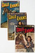 Golden Age (1938-1955):Western, Dale Evans Comics #5-9 and 11 Group (DC, 1949-50) Condition: Average GD+.... (Total: 6 Comic Books)