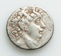 Ancients:Ancient Lots , Ancients: ANCIENT LOTS. Greek. Seleucid Kingdom. Ca. 2nd-1stcenturies BC. Lot of four (4) AR tetradrachms. Fine-About VF....(Total: 4 coins)