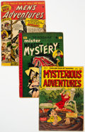 Golden Age (1938-1955):Miscellaneous, Comic Books - Assorted Golden Age Comics Group of 11 (Various Publishers, 1946-57).... (Total: 11 )