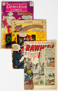 Golden Age (1938-1955):Miscellaneous, Golden to Bronze Age Assorted Comics Short Box Group (Various Publishers, 1940s-70s). Condition: Average PR....