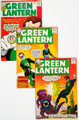 Green Lantern Group of 6 (DC, 1961-63) Condition: Average VG.... (Total: 6 )
