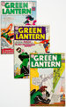 Green Lantern Group of 17 (DC, 1962-65) Condition: Average VG+.... (Total: 17 )