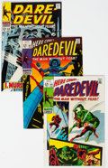 Silver Age (1956-1969):Superhero, Daredevil Group of 25 (Marvel, 1968-79) Condition: AverageVF/NM.... (Total: 25 Items)