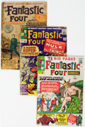 Silver Age (1956-1969):Superhero, Fantastic Four Group of (Marvel, 1963-67) Condition: AverageGD-.... (Total: 21 Items)