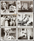 "Movie Posters:Horror, Bride of the Monster (Filmmakers Releasing, 1956). Fine+. Photos(6) (8"" X 10""). Horror.. ... (Total: 6 Items)"
