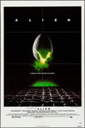 """Movie Posters:Science Fiction, Alien (20th Century Fox, 1979). Folded, Very Fine-. One Sheet (27"""" X 41""""). Science Fiction.. ..."""