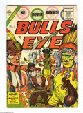 Golden Age (1938-1955):Western, Bulls Eye #6 (Charlton, 1955) Condition: VG. Simon and Kirby cover and art. Overstreet 2005 VG 4.0 value for group = $70....