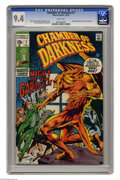 Bronze Age (1970-1979):Horror, Chamber of Darkness #7 (Marvel, 1970) CGC NM 9.4 White pages.Bernie Wrightson's first work at Marvel, cover and art. Story ...