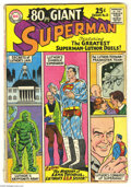Silver Age (1956-1969):Superhero, 80 Page Giant #11 Superman (DC, 1965) Condition: GD. All Luthor issue. Curt Swan cover. Swan, Wayne Boring, and Kurt Schaffe...