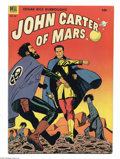 Golden Age (1938-1955):Science Fiction, Four Color #437 John Carter of Mars (Dell, 1952) Condition: VF.Jesse Marsh art. Overstreet 2005 VF 8.0 value = $119....