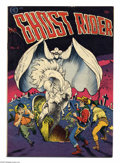 Golden Age (1938-1955):Western, Ghost Rider #4 (Magazine Enterprises, 1951) Condition: VG+. Frank Frazetta cover. Also known as A-1 #34. Overstreet 2004...