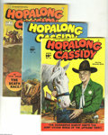 "Golden Age (1938-1955):Western, Hopalong Cassidy and Related Titles Group (Various, 1946-57). Thishuge ""Hoppy"" group includes the following issues from the...(Total: 36 Comic Books Item)"
