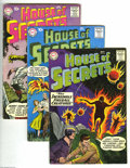 Silver Age (1956-1969):Mystery, House of Secrets Group (DC, 1959-60) Condition: VG/FN. This groupincludes #20, 27, and 28. Approximate Overstreet value for...(Total: 3 Comic Books Item)