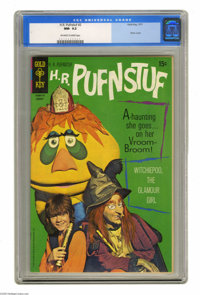 H.R. Pufnstuf #2 (Gold Key, 1971) CGC NM- 9.2 Off-white to white pages. Photo cover. Overstreet 2005 NM- 9.2 value = $15...