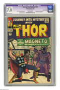Silver Age (1956-1969):Superhero, Journey Into Mystery #109 (Marvel, 1964) CGC Apparent FN/VF 7.0 Off-white pages. Magneto and the Brotherhood of Evil Mutants...