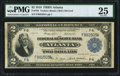 Fr. 763 $2 1918 Federal Reserve Bank Note PMG Very Fine 25