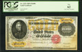 Large Size:Gold Certificates, Fr. 1225h $10,000 1900 Gold Certificate PCGS New 62.. ...