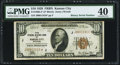 Fr. 1860-J* $10 1929 Federal Reserve Bank Note. PMG Extremely Fine 40