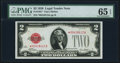 Small Size:Legal Tender Notes, Fr. 1501* $2 1928 Legal Tender Note. PMG Gem Uncirculated 65 EPQ.. ...