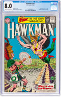 Silver Age (1956-1969):Superhero, Hawkman #1 (DC, 1964) CGC VF 8.0 Cream to off-white pages....