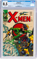 X-Men #21 (Marvel, 1966) CGC VF+ 8.5 White pages