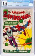 Silver Age (1956-1969):Superhero, The Amazing Spider-Man #36 (Marvel, 1966) CGC NM+ 9.6 Cream to off-white pages....