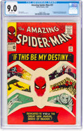Silver Age (1956-1969):Superhero, The Amazing Spider-Man #31 (Marvel, 1965) CGC VF/NM 9.0 Off-white pages....