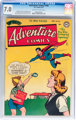 Adventure Comics #168 (DC, 1951) CGC FN/VF 7.0 Off-white to white pages