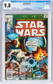 Star Wars #5 (Marvel, 1977) CGC NM/MT 9.8 White pages