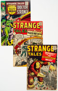 Silver Age (1956-1969):Science Fiction, Strange Tales UK Editions Group of 36 (Atlas, 1961-75) Condition:Average VG.... (Total: 36 )