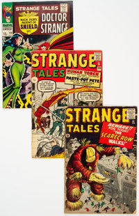 Strange Tales UK Editions Group of 36 (Atlas, 1961-75) Condition: Average VG.... (Total: 36 )